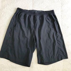 Lululemon Black Unlined Athletic Shorts